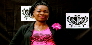 Pic - Eunice Mawussi (Founder /CEO)