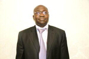 Pic - Dr. Atsu Ocloo - Vice President