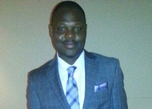 Eric agboka-Vice Président  Baza Canada