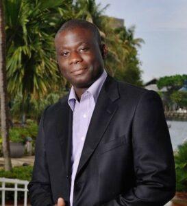 Damien Fadonougbo - Ambassadeur de Baza Education depuis 2013